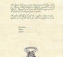 Hogsmeade permission by wickedarian