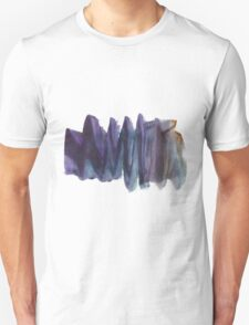 Abstract Watercolor Texture Unisex T-Shirt