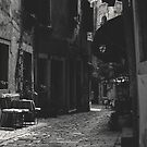 Alley by Hudolin