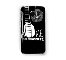 Home Is A Place To Improve Samsung Galaxy Case/Skin