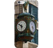 Chicago Clock iPhone Case/Skin