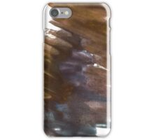 Handmade Abstract Watercolor Texture  iPhone Case/Skin