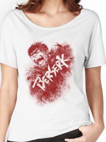 Berserk Blood Art Women's Relaxed Fit T-Shirt