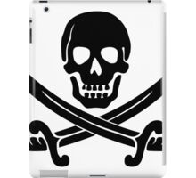 Swords Skull iPad Case/Skin