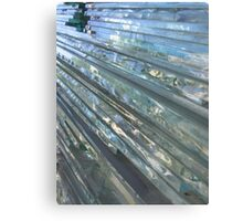 glass work Canvas Print