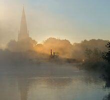 The Weir  Olney by James  Key