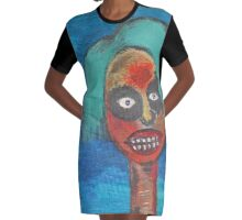 So funny you are Graphic T-Shirt Dress