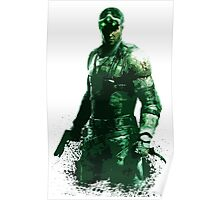Splinter Cell Poster