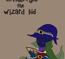 Dnumgis the Wizard Kid by Pathos
