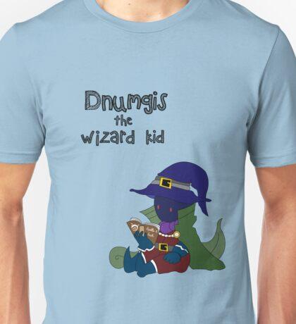 Dnumgis the Wizard Kid Unisex T-Shirt