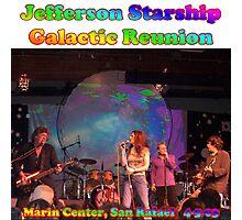 Jefferson Starship Photographic Print