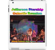 Jefferson Starship iPad Case/Skin