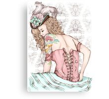 Marie Antionette Canvas Print