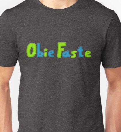 Obie Faste Logo Unisex T-Shirt