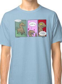 Sad Raptor Classic T-Shirt