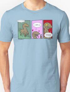 Sad Raptor T-Shirt