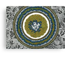 New Century Cell Work #1 Canvas Print