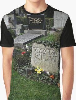 Gustav Klimt Graphic T-Shirt