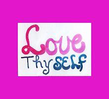 Love Thyself - by AngeliaJoy by byAngeliaJoy