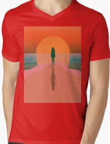 Daydreamer Mens V-Neck T-Shirt