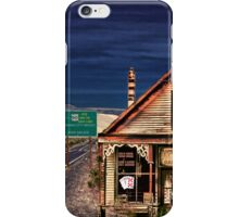 UFOS Have The Right-A-Way iPhone Case/Skin