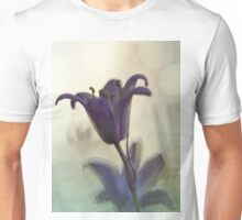 Bluebell in early evening light Unisex T-Shirt