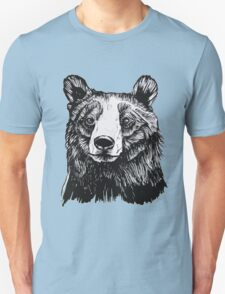 Ink Bear Unisex T-Shirt