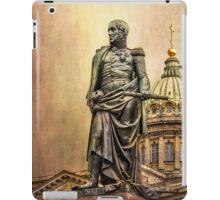 Russian Field Marshal Barclay de Tolly iPad Case/Skin