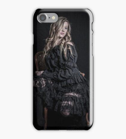 Goth loli iPhone Case/Skin