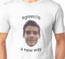 oscar green campaign merch official Unisex T-Shirt