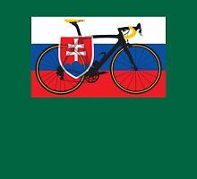 Bike Flag Slovakia (Big - Highlight) Unisex T-Shirt