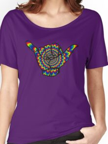 """""""Hang Loose"""" Women's Relaxed Fit T-Shirt"""