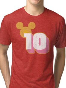 10 Things to Know Before You Go Tri-blend T-Shirt