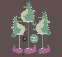 Dragons Ride Rhinos Kids Clothes