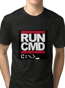 Run CMD Tri-blend T-Shirt