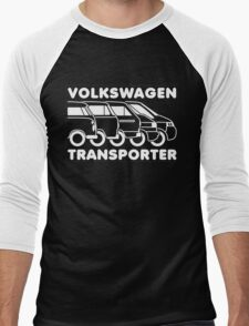 VW Transporter evolution Men's Baseball ¾ T-Shirt