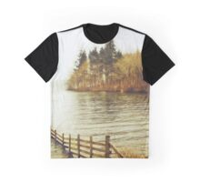 Lakeside Sojourn Graphic T-Shirt