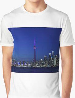 Toronto Skyline Graphic T-Shirt