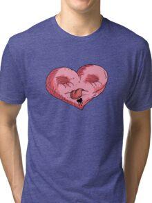 dead love... Tri-blend T-Shirt