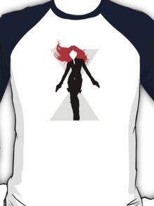 Black Widow T-shirt T-Shirt