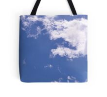 Sky and Waterfall Tote Bag