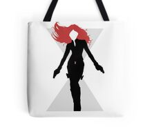 Black Widow T-shirt Tote Bag