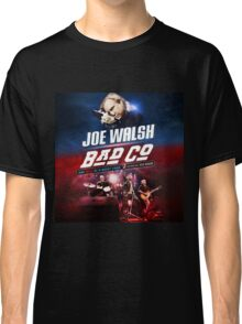 JOE WALSH BAD CO ARROW Classic T-Shirt