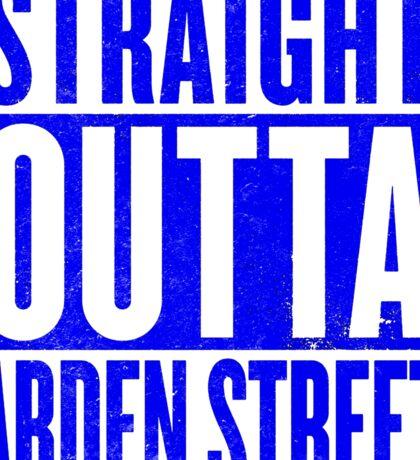 Straight Outta Arden Street Sticker