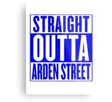 Straight Outta Arden Street Metal Print