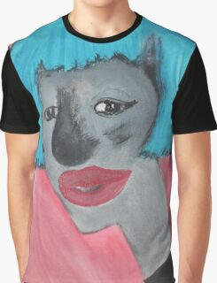 One Cool Cat  Graphic T-Shirt