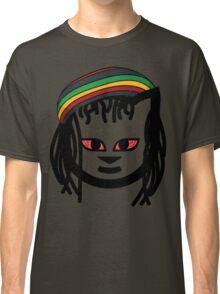 Rasta Cat Classic T-Shirt