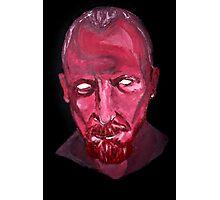 Captain James Flint- Anger. Photographic Print