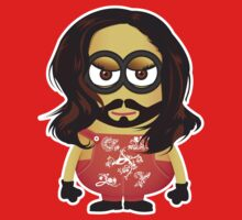 Conchita Minion by kridel