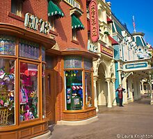 MainStreet USA by ThatDisneyLover